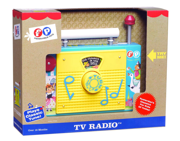 Classic TV/Radio - Fisher Price