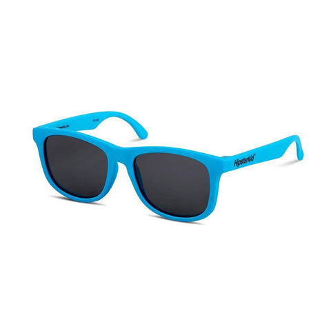 Blue Sunglasses - Hipster Kid