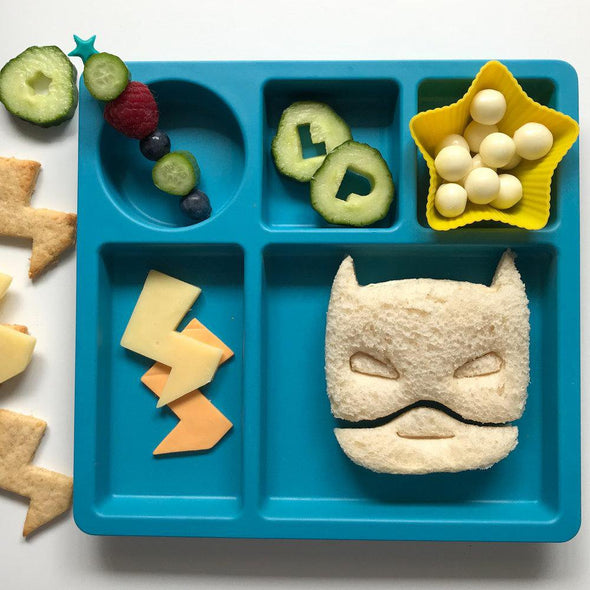 Superhero Sandwich Cutters