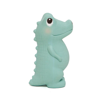 Charlie the Crocodile Rubber Teether Toy - Retro Kids