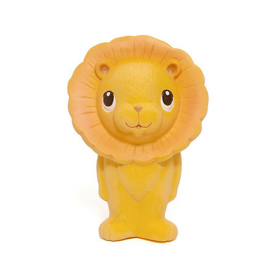 Leo The Lion Rubber Teether Toy