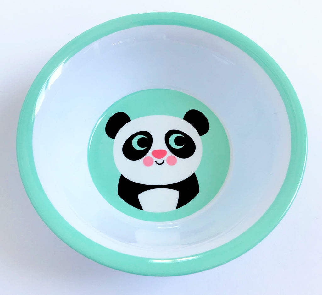 Panda Bowl - Retro Kids