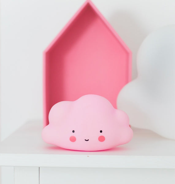 Mini Cloud Light PINK - A Little Lovely Company