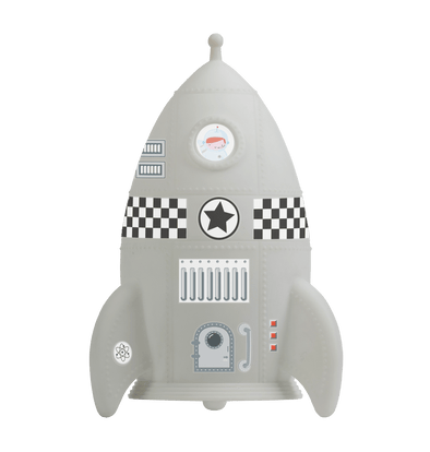 Rocket Night Light - Retro Kids