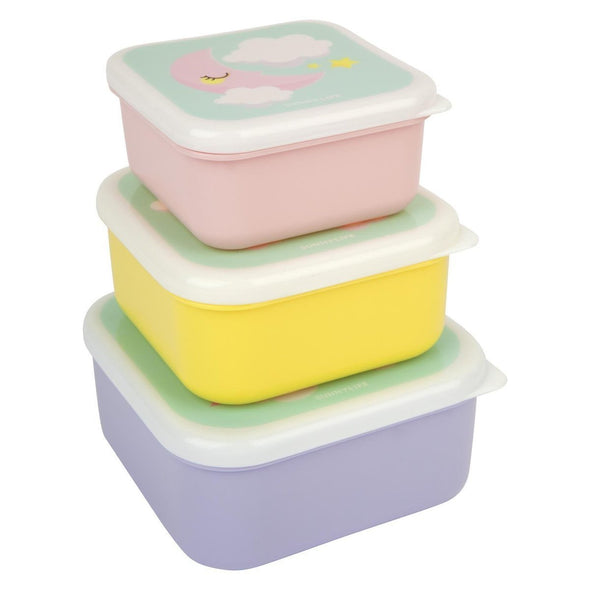 Wonderland Lunchbox set of 3