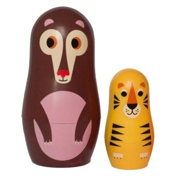 Animal Nesting Dolls - Ingela P Arrhenius