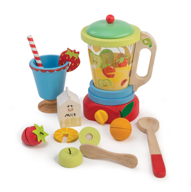 Smoothie Maker Wooden Toy Set
