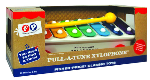 Classic Pull A Tune Xylophone - Fisher Price