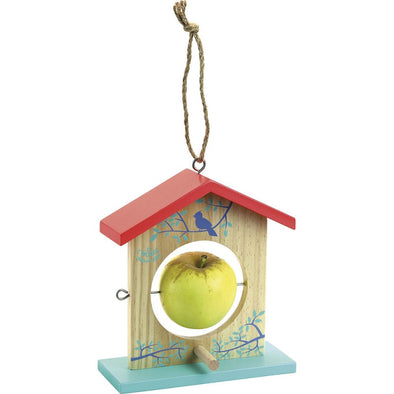 Wooden Bird House - Retro Kids