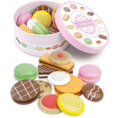 Biscuits Box Play Set - Retro Kids