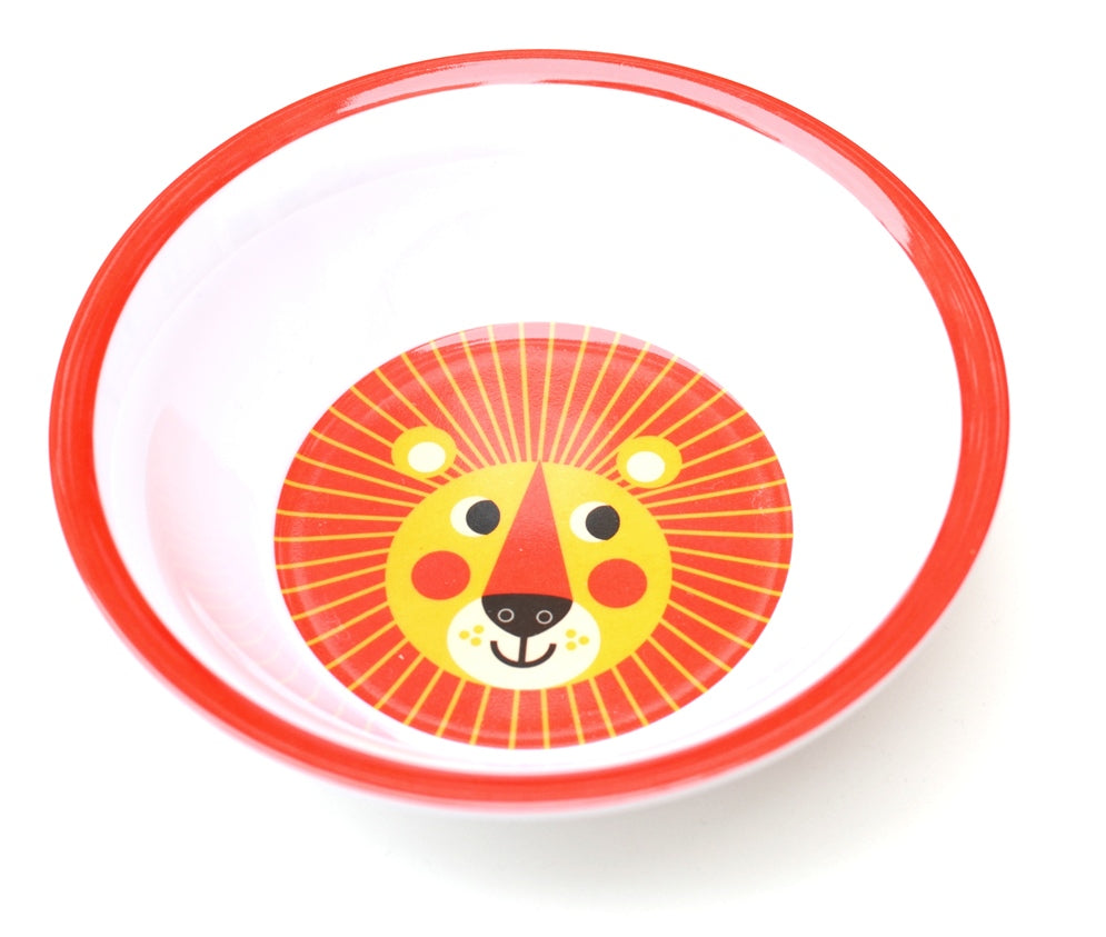 Lion Bowl - Retro Kids