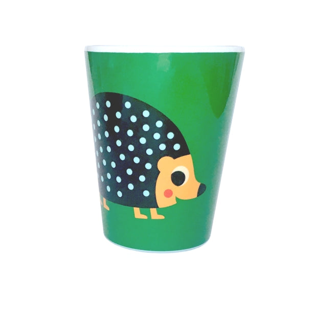 Hedgehog Tumbler - Retro Kids