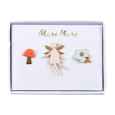 Fairies Enamel Pins