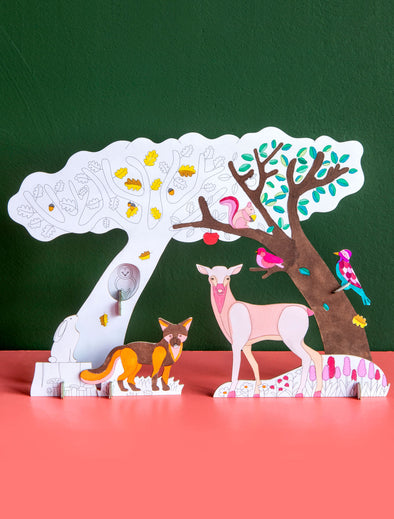 DIY Forest Story Craft Kit