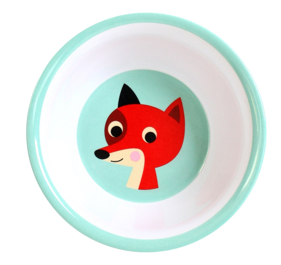 Fox Mint Bowl - Retro Kids