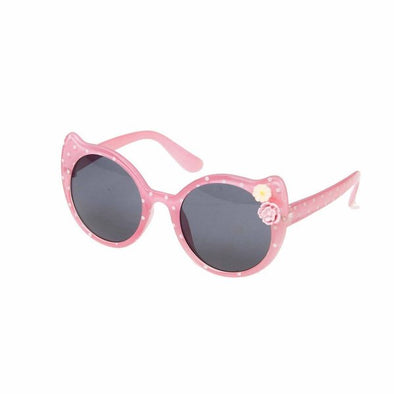Retro Frida Cat Kids Sunglasses