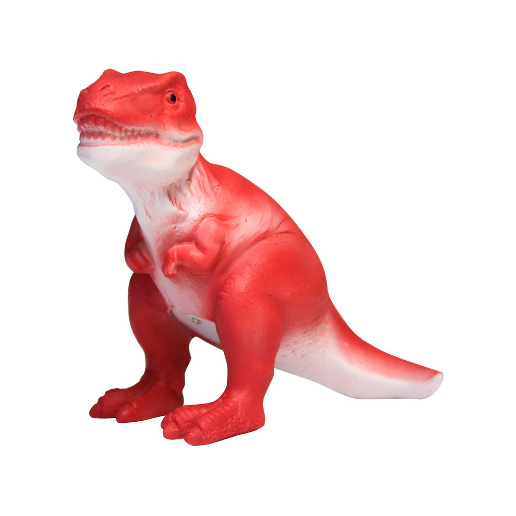 LED Red T-Rex Dinosaur Light - Retro Kids