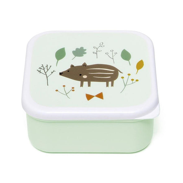 Forest Friends Lunchbox set of 3