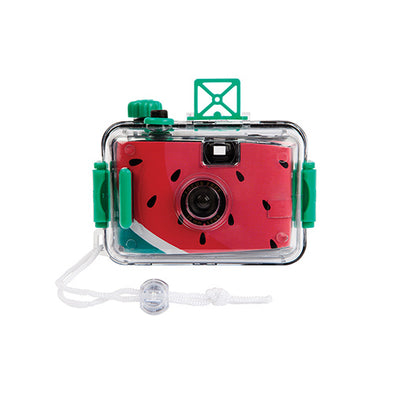 Watermelon Underwater Kids Camera