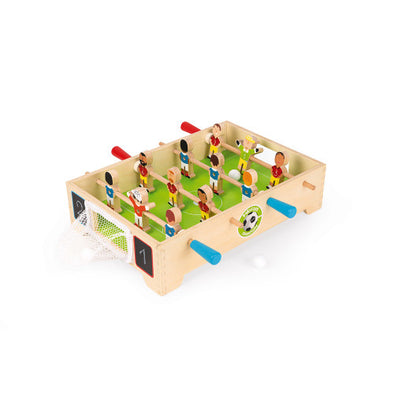 Wooden Mini Table Football Game