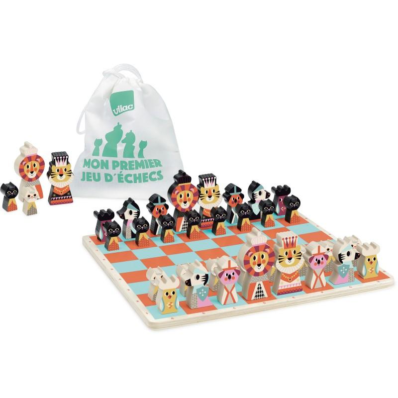 Chess Set - Retro Kids