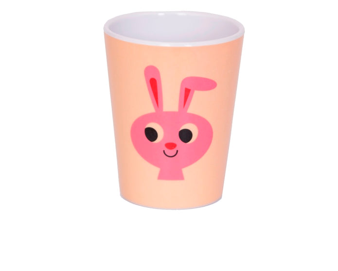 Rabbit Tumbler - Retro Kids