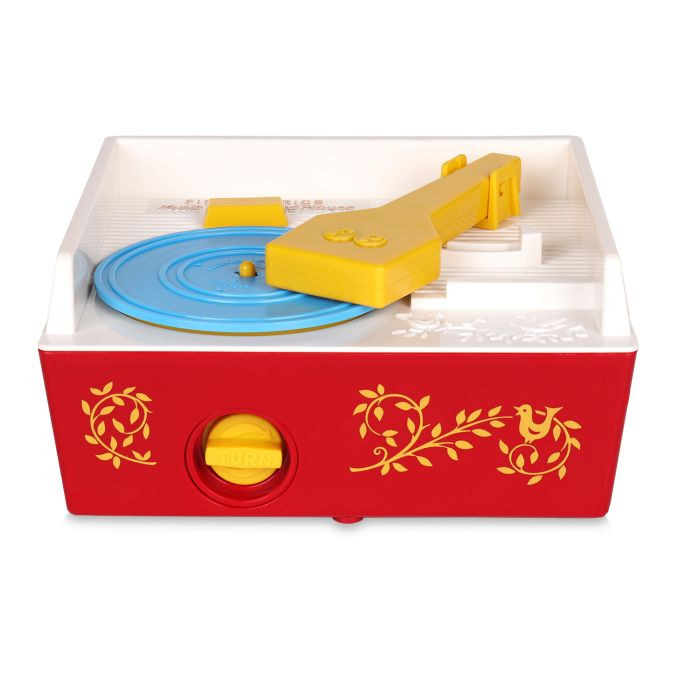 Classic Record Player - Retro Kids