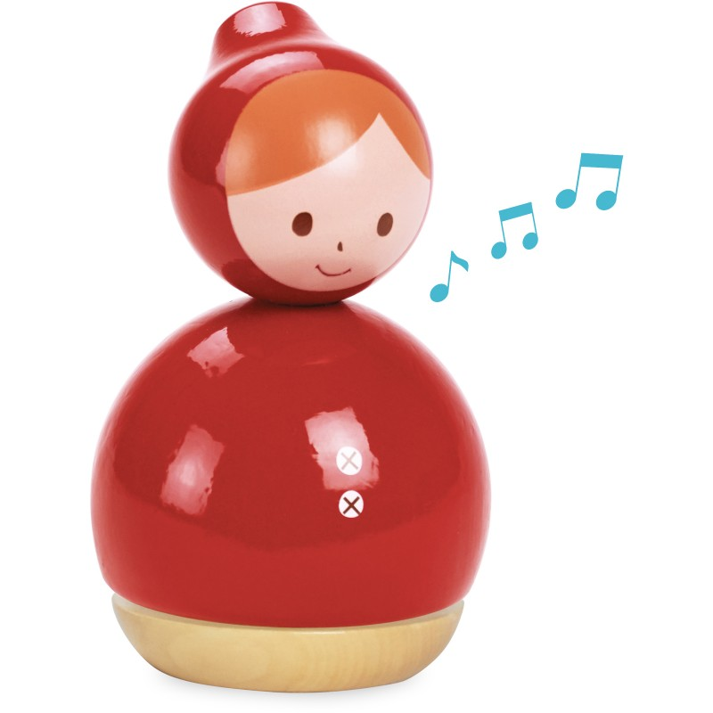 Red Riding Hood Music Box - Retro Kids