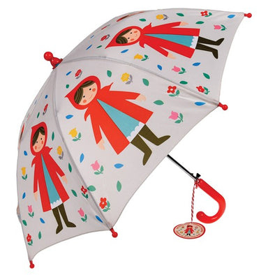 Red Riding Hood Kids Umbrella
