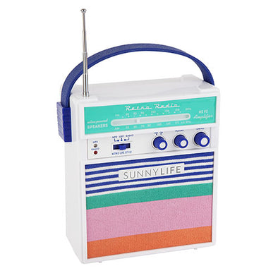 Retro Style Portable Radio - Retro Kids