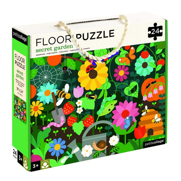 Secret Garden Floor Jigsaw Puzzle