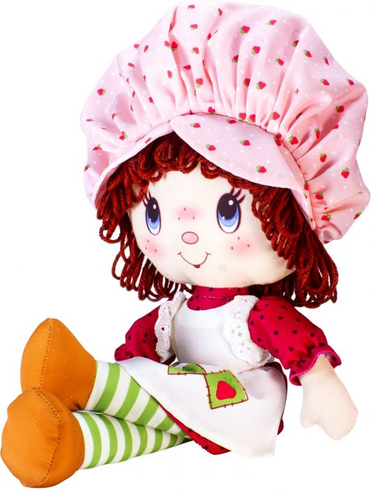 Strawberry Shortcake 40th Anniversary Retro Doll