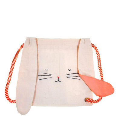 Bunny Drawstring Backpack - Retro Kids