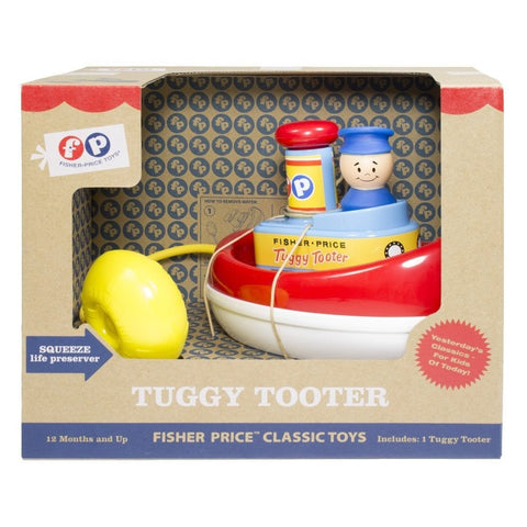Classic Tuggy Tooter - Fisher Price