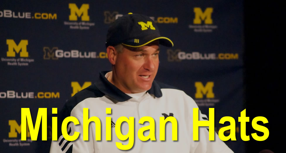 Popular Michigan Hats