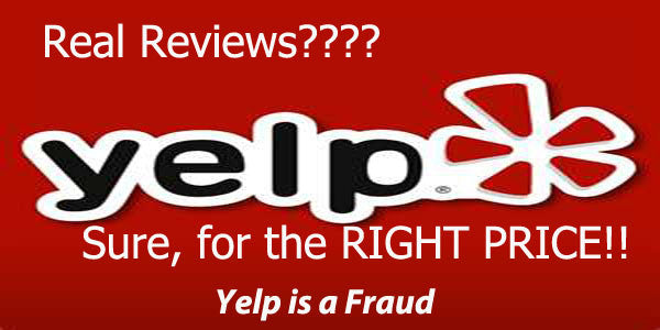 Is Yelp a scam???
