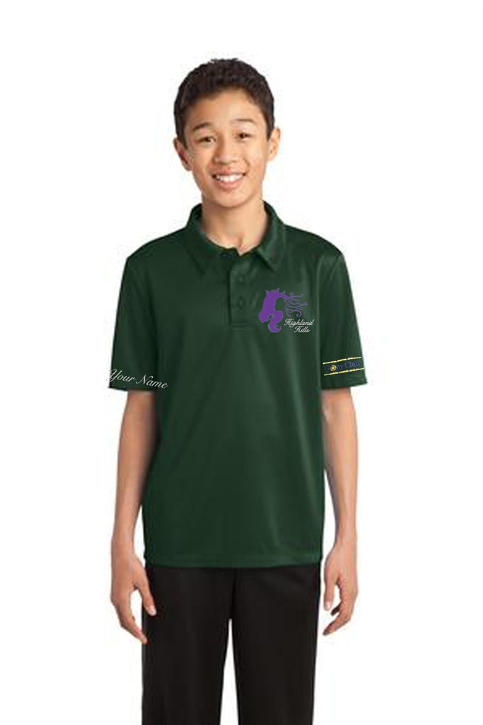 YOUTH - Port Authority Performance Polo (Y540)
