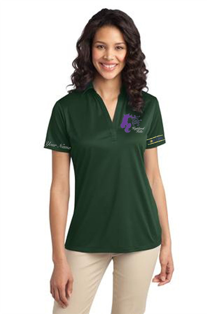 LADIES - Port Authority Performance Polo (L540)