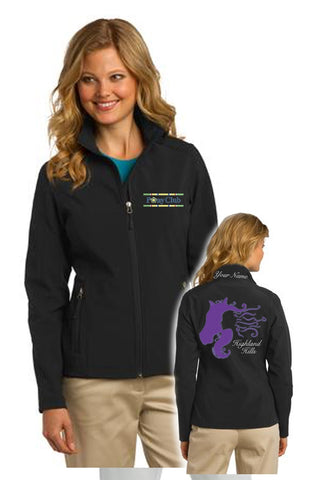 Ladies Port Authority Soft Shell Jacket (L317)