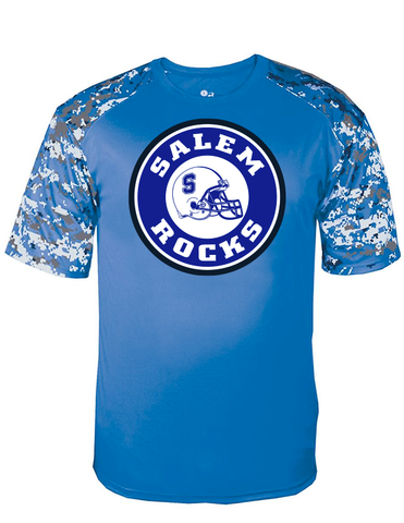 Digital Camo Sport T Shirt