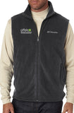 6747 - Columbia Full Zip Fleece Vest