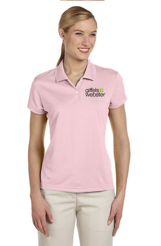 A122 - Adidas Ladies Climalite Polo