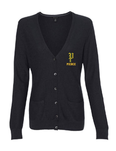 13VS007 Van Heusen Ladies Cardigan Sweater