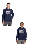 F244 - SportWick Fleece Hooded Pullover