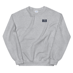 Sport Grey Youth OLR Crewneck Sweatshirt