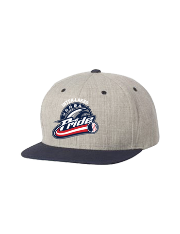 Classic Snapback Two-Tone