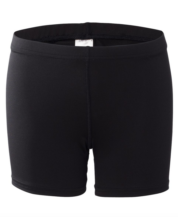 Badger - Women's Compression 4'' Inseam Shorts