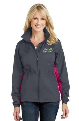 L330 - Port Authority Ladies Wind Jacket