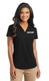 L572 - Port Authority Ladies Dry Zone Grid Polo