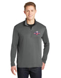 UNISEX DRI FIT 1/4 ZIP